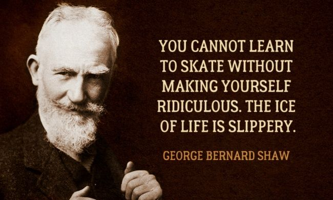 20 indispensable quotes from George Bernard Shaw