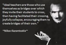 nikos kazantzakis quote responsibility - Google Search