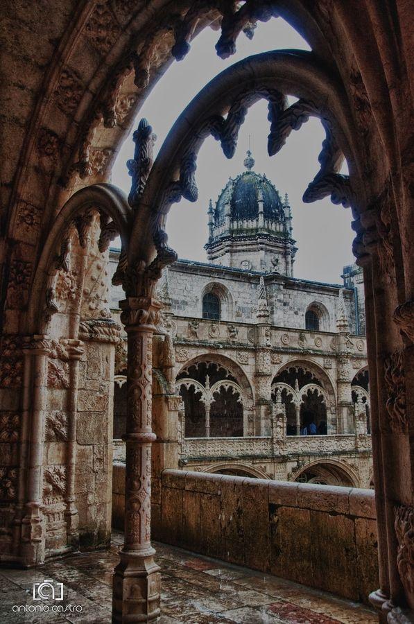 Monasterio Los Jerónimos, Lisbon, Portugal