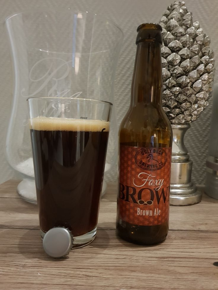 Foxy Brown by Ugly Duck Brewing Co.