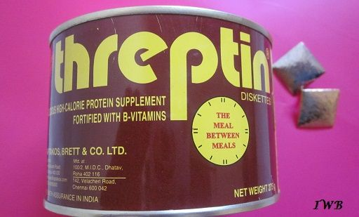 Threptin Diskettes : Best Protein Biscuit India - Indian Weight ...