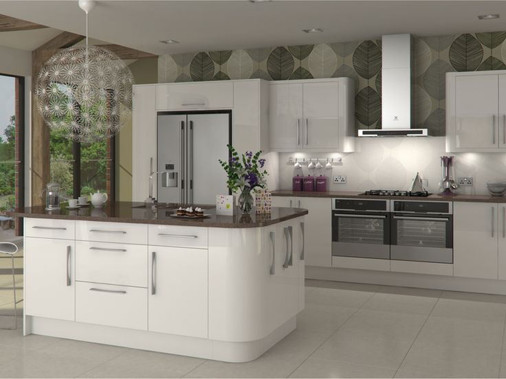 Kitchens should be carefully designed in order to enjoy cooking and preparing tasty meals. The kitchen cabinets dominate the kitchen because they take up most of the space in this room. It is important to choose the right cabinets because they are a great investment and if you are afraid not to go wrong you ...