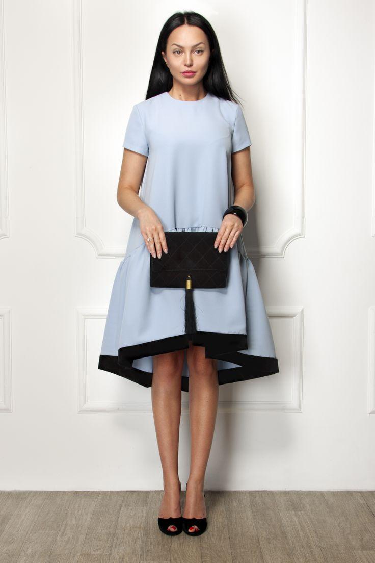 55 Best Embroidery Images On Pinterest Stitches And Magnolia Sleveless Jumpsuit Wanita Coklat Cokelat M Blue Dress By Blind