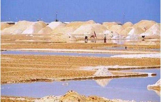 Salt mines, La Guajira, Colombia. Find us on Facebook: https://www.facebook.com/Going2Colombia