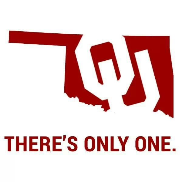 ♥  Boomer Sooner all the way.