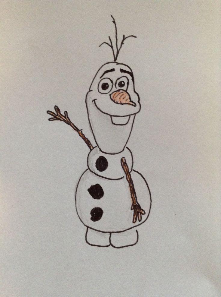 Best 25+ Olaf From Frozen Ideas On Pinterest