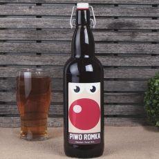 Piwo personalizowane WIELKI NOS idealny na urodziny