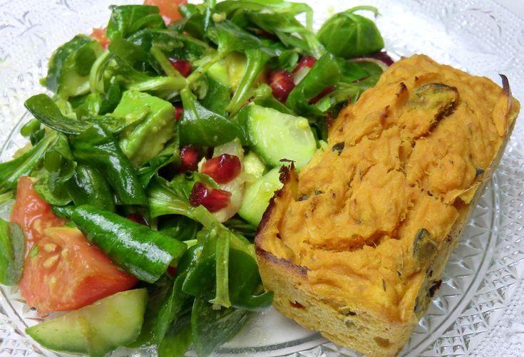 Petits moelleux sal s la courge butternut et la patate - La cuisine sans gluten ...