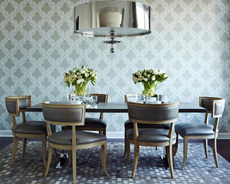 Die besten 25+ Klismos dining chair Ideen auf Pinterest Schwarze - esszimmer 1930