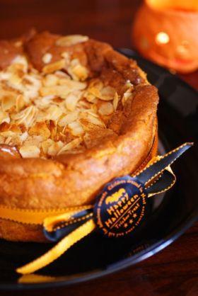 「【ハロウィン】かぼちゃのケイク」ぽんのすけ   お菓子・パンのレシピや作り方【corecle*コレクル】