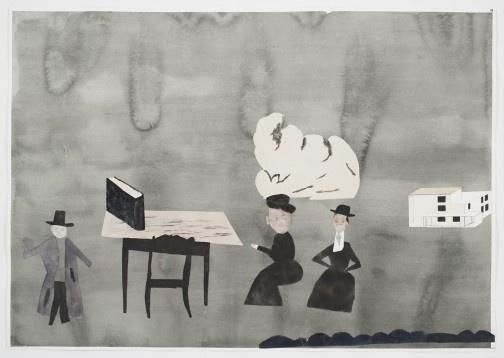 Jockum Nordstrom - grandma moses and abstract art. interesting