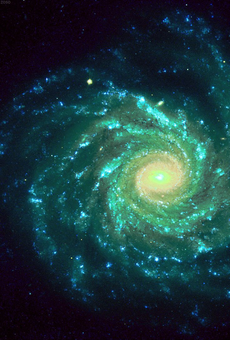 NGC 1232--It is an intermediate spiral galaxy about 60 million light-years away in the constellation Eridanus.