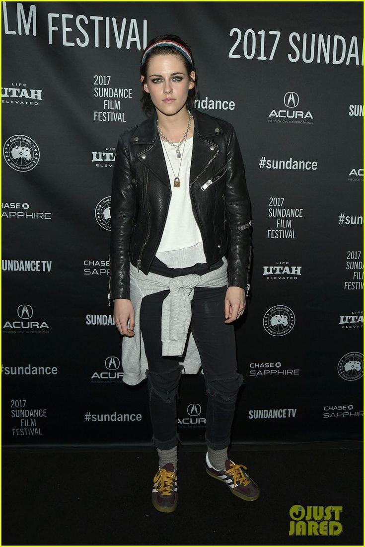 Kristen Stewart Helps Kick Off Sundance Film Festival 2017!