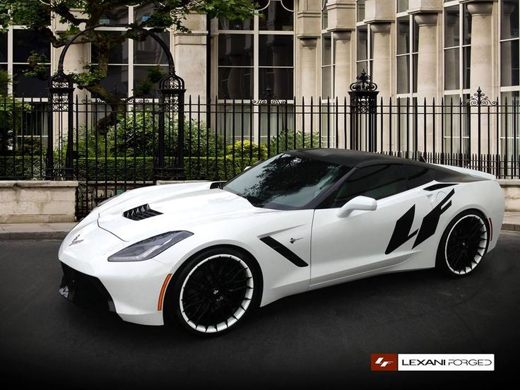 2014 Corvette C7, probably my favorite sports car because it is reasonably priced, looks sweet, and sounds awsome! It also has a Manuel gear box and gobs of power