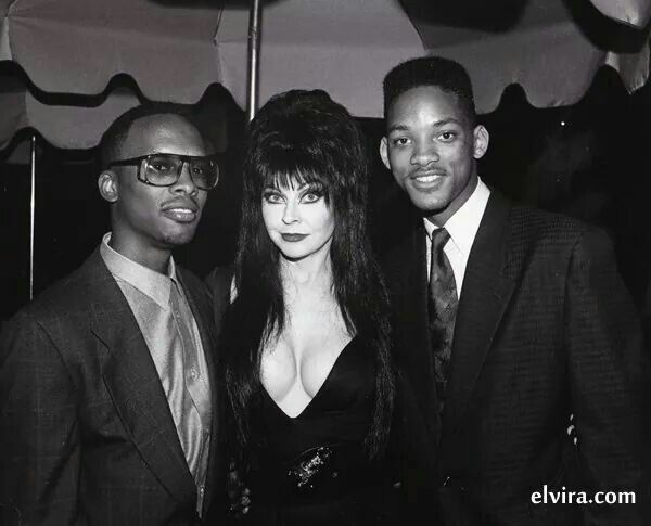 DJ Jazzy Jeff, Elvira, The Fresh Prince
