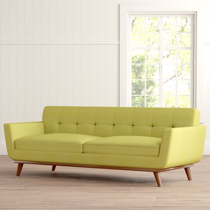 Emerson 90 5 Square Arm Sofa In 2020 Sofa Modern Furniture Living Room Sofa Upholstery