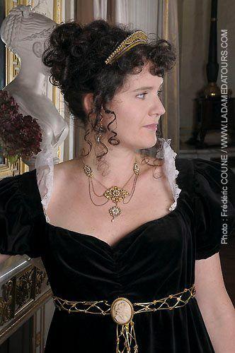 la dame d'atour