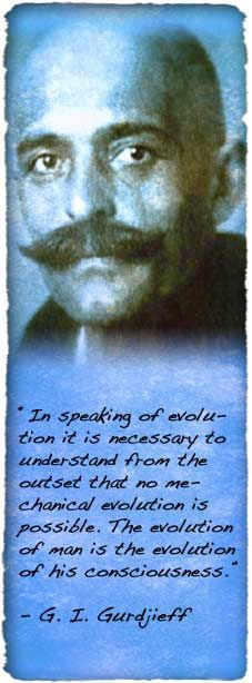G. I. Gurdjieff quote