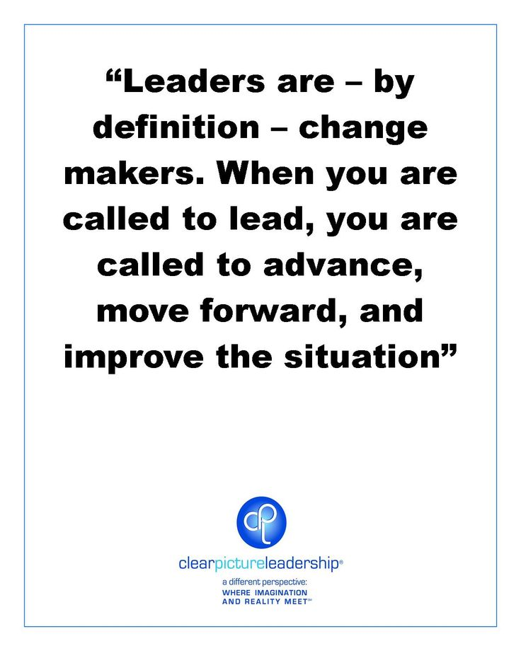 Quotes On Change: 17 Best Leadership Quotes On Pinterest