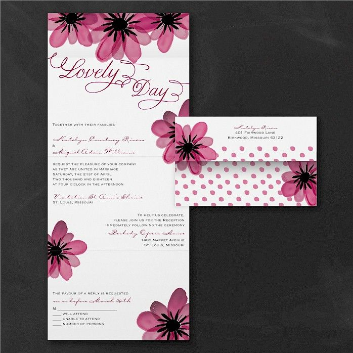 17 Best Images About Seal N Send Wedding Invitations On Pinterest