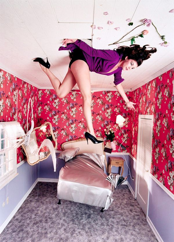 Liv Tyler by photographer David LaChapelle