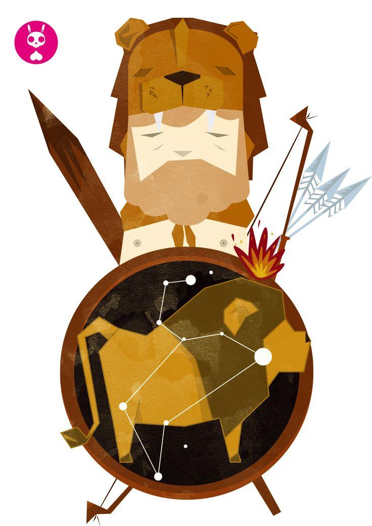 Leo (Hercules contra el león de Nemea)