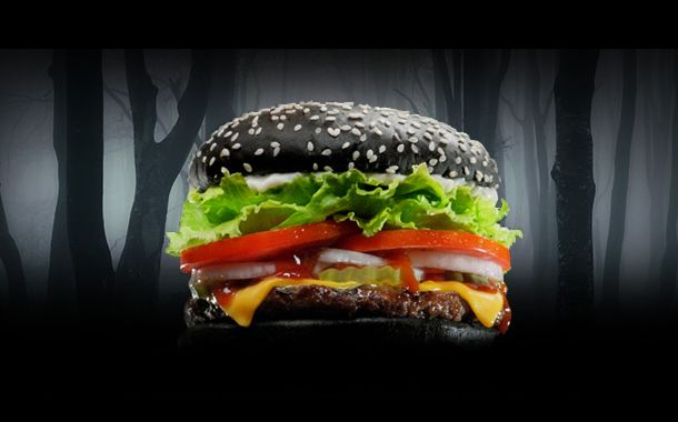 burger king halloween whopper espa?a