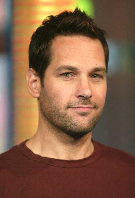 Paul Rudd...I wonder if he's as nice in person as he appears to be
