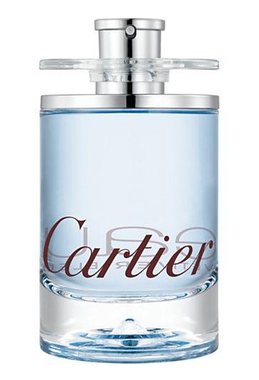 Eau de Cartier Vetiver Bleu Cartier perfume - a new fragrance for women and men 2015