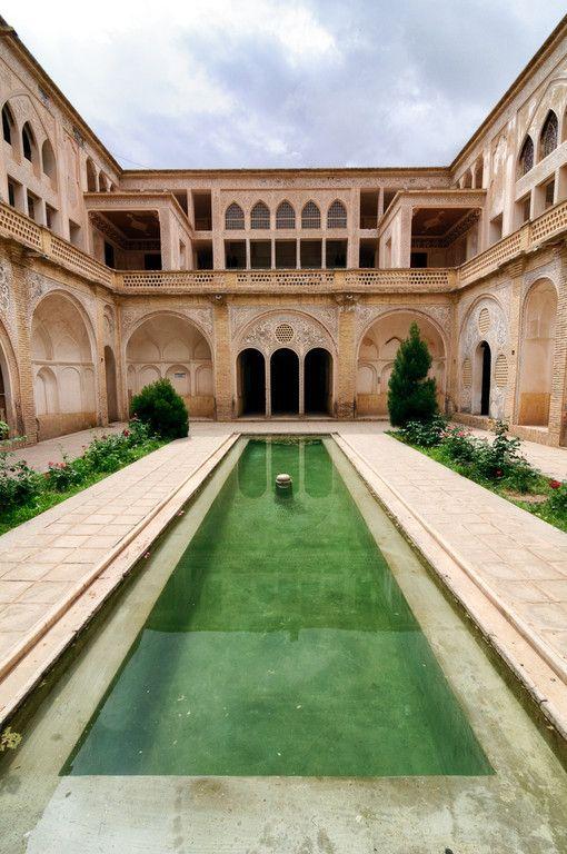 Beautiful green impluvium in Roman villa style house   Interesting  Architecture   Pinterest   Roman, Villas and House