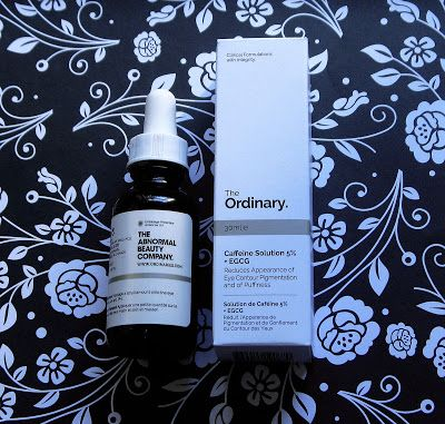 Miss Summers : THE ORDINARY | CAFFEINE SOLUTION 5% + EGCG