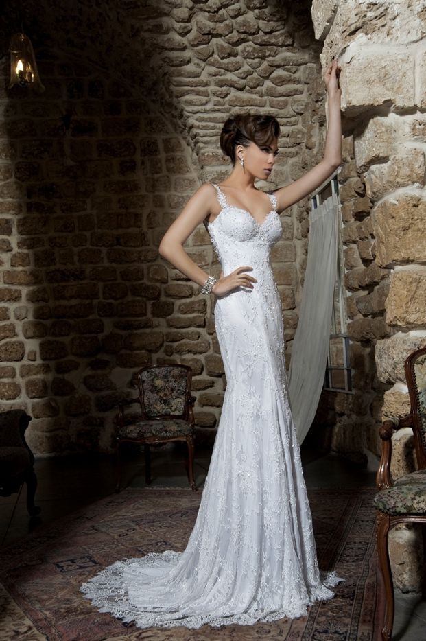 low budget wedding new jersey%0A Beautiful wedding gown u    by Nurit Hen         nurithen co il