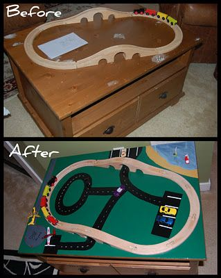 17 Best Images About Lego Train Tables On Pinterest Car Table Old End Tables And Tables