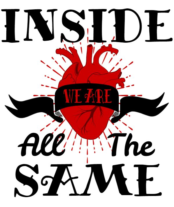 Inside we're all the same