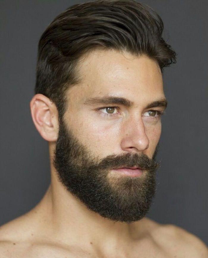Comment couper les cheveux mi long homme