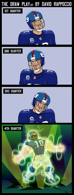 4th Qtr Eli Manning Transformation!