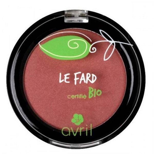 Avril Cosmetics Organic Cheek Colour Blusher - Rose Praline