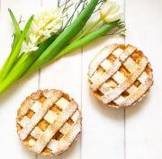 Gluténmentes almás pite Zelleitündi módra