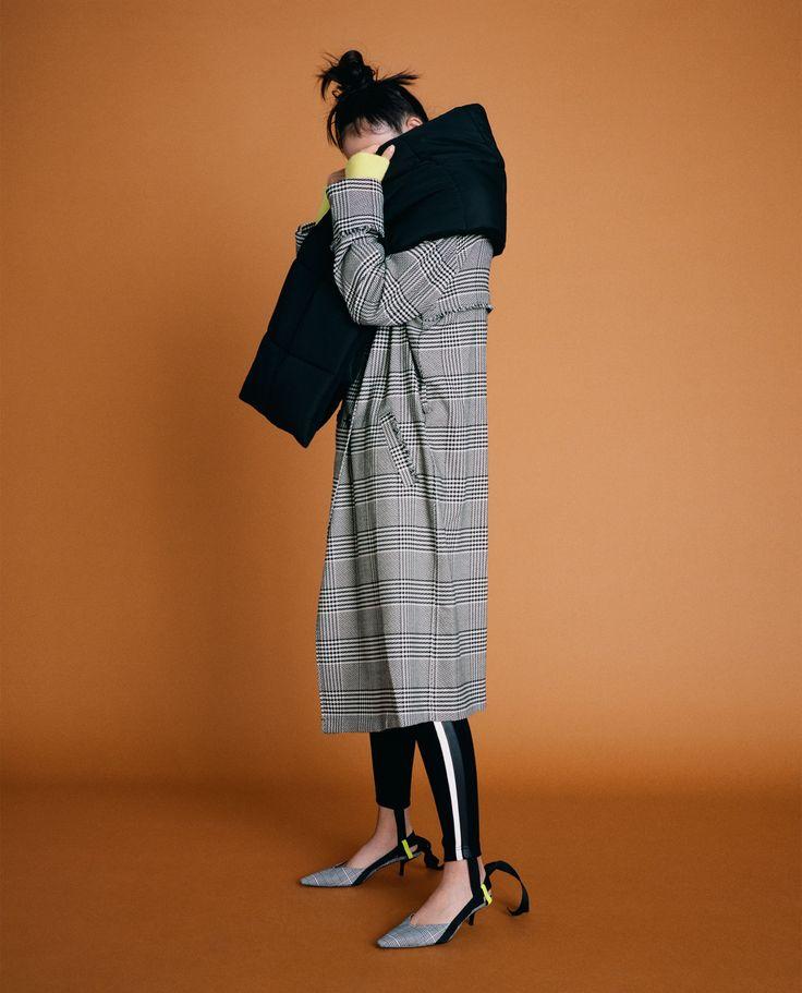 Immagine 1 di TRENCH PIED DE POULE di Zara