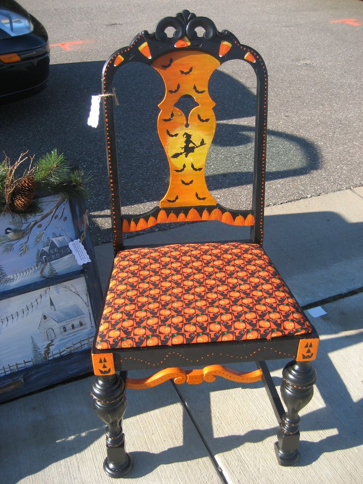 Hand Painted Chair Hand Made Items I Ve Done 169 Phyllis