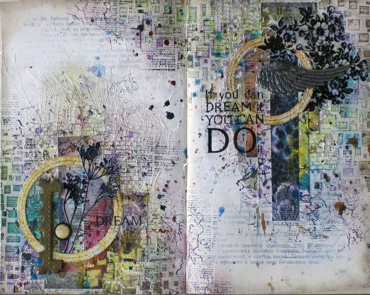 by elena morgun at Art Journaling