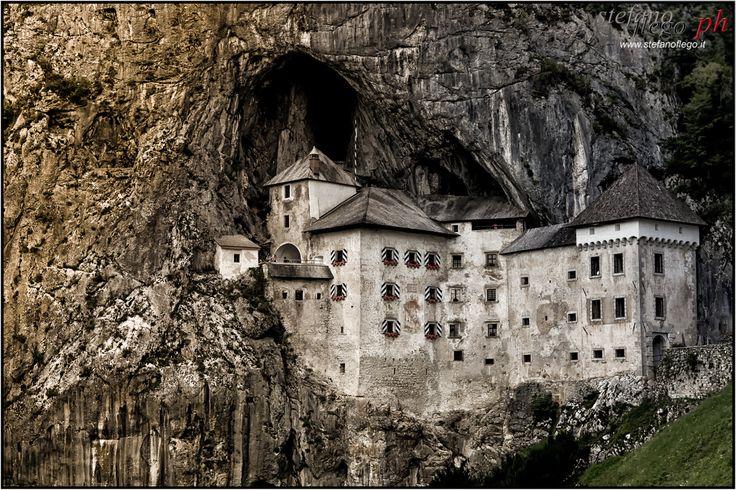 Predjama Castle by Stefano Flego on 500px