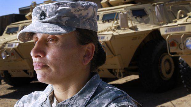 Women in combat: Army vs. Marines