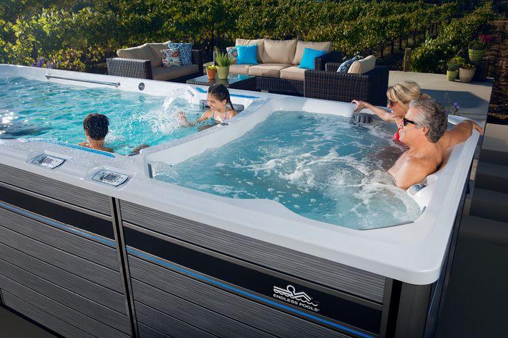 Endless Pool Swim Spas | Best Swim Spa | Swim Spa for Sale | Swimming Spa