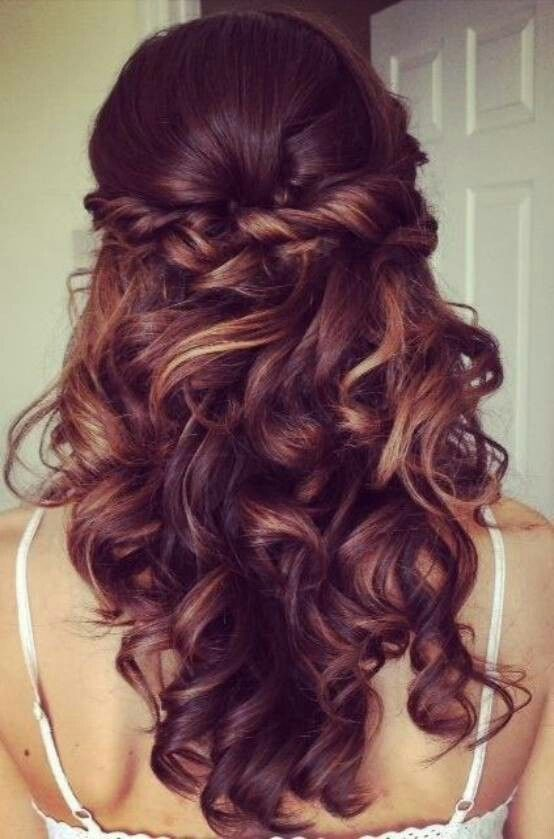Romantic French Side Braid Hairstyles For Long Hairhalf Up And Half DownFascinating Ways To Your Hair