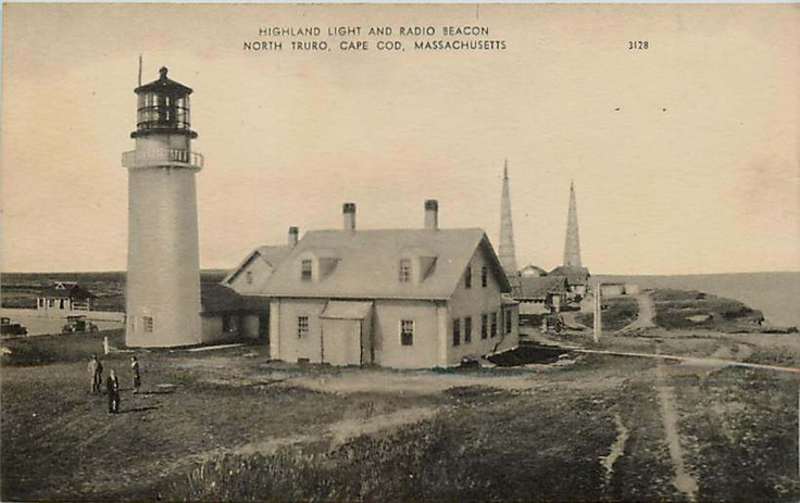 Highland Lighthouse North Truro Outer Cape Cod