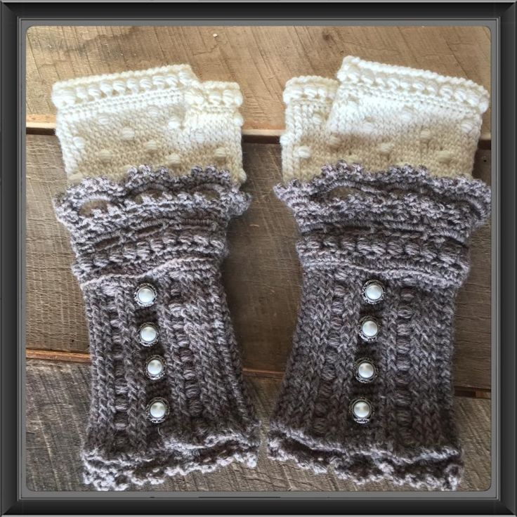 Lacy Victorian Gloves by Alana Judah