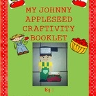 $ Ready for Johnny Appleseed day: Appleseed Craftiv, Apple United, Fall Apples Johnny Appleseed, Schools Learning Ideas, Teaching, Pre K Apples, Apples Craftiv, Fall Apples Leaves, October November United