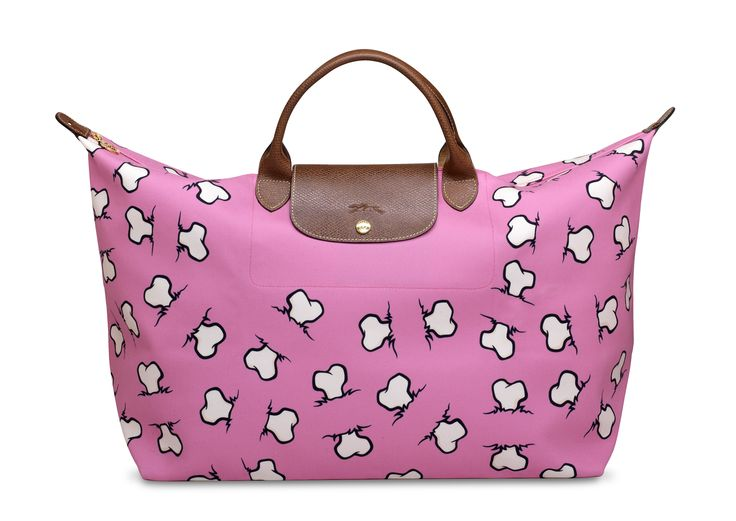Le Pliage \\u0026quot;Bones\\u0026quot; - Collaboration with Jeremy Scott. Longchamp