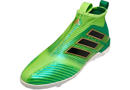 Turbocharge pack adidas Ace 17+ Purecontrol Turf Soccer Shoe! Grab a pair from SoccerPro right now!